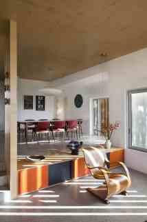 Modern Architecture Vintage Interior House