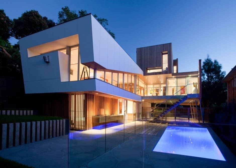 Modern Architecture House Design Australia Modern House
