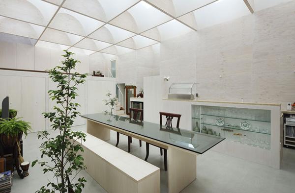 Natural Light House Plans Illuminating Japanese
