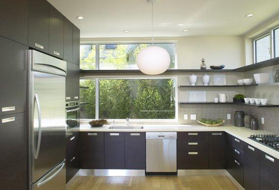 urban design house kitchen CASA CONTEMPORANEA ~ Arquitetura Conceitual
