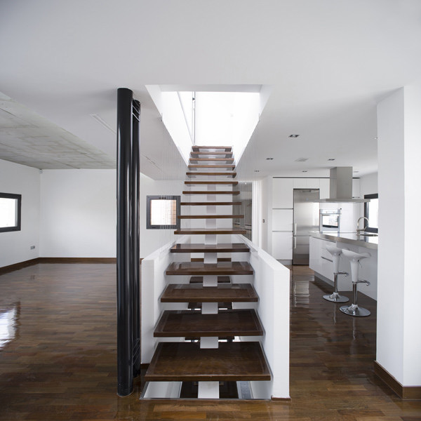 Spanish House Design Dwelling As A Programmed Space