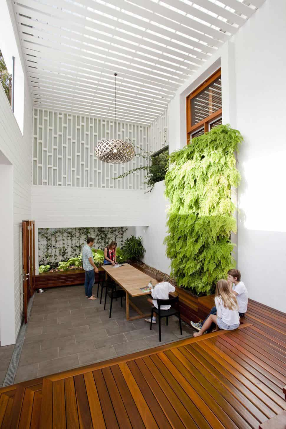 Stunningly Reinvented Australian Home Features Towering