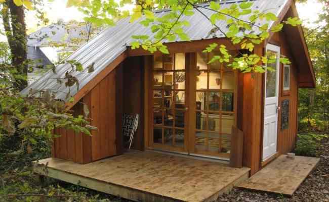 Tiny House A Backyard Sanctuary In Missouri Modern