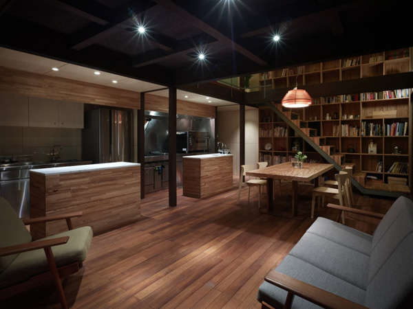 Zen Home Design Proves Two Is Better Than One Modern