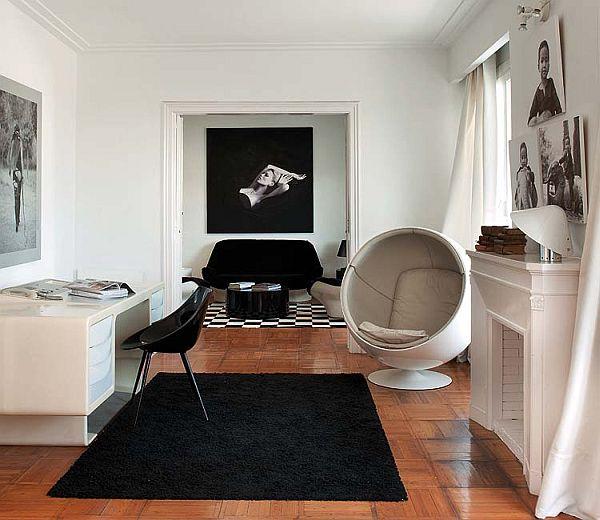 Bold And Striking Interior Design