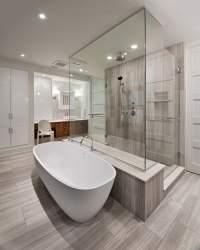 Ensuite Bathroom Design by VOK Design Group