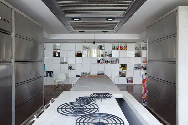 Unique Modern Interior Design goes extreme
