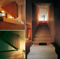 Suspended Staircase Design