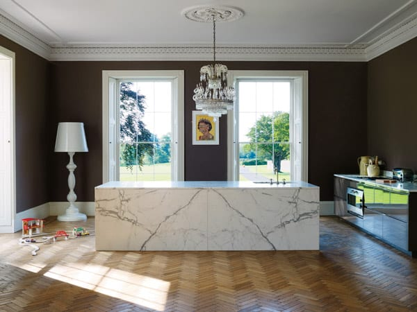 Mixing Decorating Styles  leads to incredible interiors