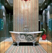 Mosaic Tile Interior Design: decorating with Sicis PixALL ...