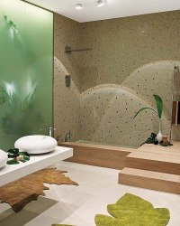 Nature Inspired Bathroom Design