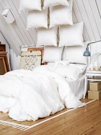 Pillow Headboard Ideas