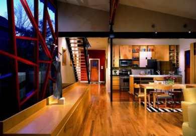 Quirky Bedroom Interior Design