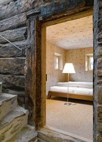 Rustic Interior Wall Idea