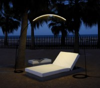 LED Outdoor Lighting Fixtures - Halley Lighting by Vibia ...