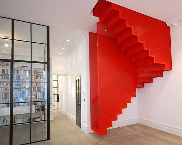Colorful Staircase Designs: 30 Ideas to Consider for a
