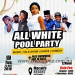 Event: All White Pool Party Slated For 25 Dec. At Macaire Resort