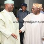 News: Despite Endorsing Atiku, Obasanjo Says He Won't Campaign For Anybody
