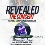 Event: Rapmania Tha X To Hype REVEALED: THE CONCERT (First Krump Concert In Nigeria) | @rapmaniax @tilllyod