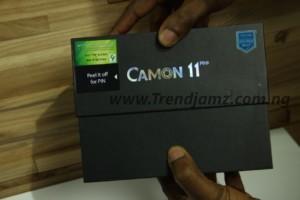 TECNO Camon 11 Pro Unboxing2