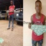 News: Female Pant Thief Who Plans To Sell Underwear To Ritualists For N80,000 Captured