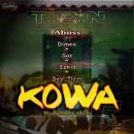 MUSIC: Abiiss Ft. Dimex, Izkid, Sas & Seyi Tizzy – Kowa