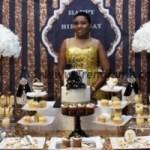 Gist: Adetutu Voj Celebrates In Double