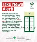 News: You Can Cast Your Vote With Any Finger – INEC Clarifies