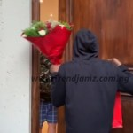 Gist: Dbanj Disguises As Delivery Man To Surprise His Wife On Valentine's Day (Video)