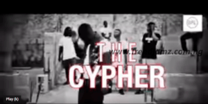 AUDIO + VIDEO: BRL - The Cypher Ft. Dabu Da Gemini X GZone X Spikey & Holyfield