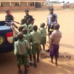 News: See Primary School Pupils Initiated Into Cult Group In Lagos (Photo)