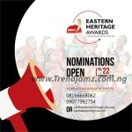 Event: Eastern Heritage Awards 2019: Call for Nomination