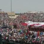 News: Massive Crowd Welcomes Atiku To Kano [Photos]