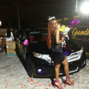 Gist: BBNaija Alex Rejects 2018 Range Rover Car Gift