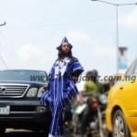 Gist: Former MBGN Queen Emmanuella Yaboh Rock Agbada For Her Creative Birthday Shoot