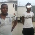 News: 11-Year-Old Girl Slaps Painter Who Tried To Touch Her Chest (Photos)