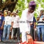 News: Babajide Sanwo-Olu Wins In His Polling Unit