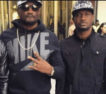 E! News: Me And My Elder Brother, Jude Okoye, Don't Talk- Peter Okoye Reveals (Video)