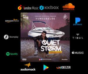 MUSIC: Yung Zeelee – Quiet Storm (Freestyle)   @Iamyungzeelee @Rapmaniax