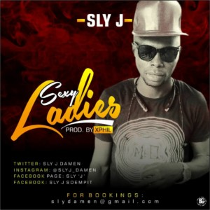 MUSIC: Sly J - Sexy Ladies