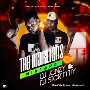 DJ MIX: DJ Jonzy X DJ Stormmy – The Marlians Mixtape