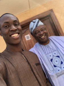 "News: ""You Have A Long Rod. You Must Learn To Pack It Very Well"" – Nigerian Father Advises Son After He Sent Him His NYSC Photos"