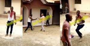 News: University Student Fights His Crush's Boyfriend After Spending Money On The Girl (Video)