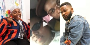 Gist: Falz Kisses Teni, Tells Her He Has 'So Much Feelings For Her' (Video)