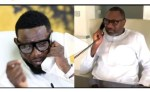 Gist: So Hilarious! AY Calls Femi Otedola On Phone To Ask Of Dangote And This Happened | Watch