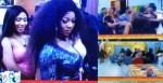 Gist: #BBNaija 2019: Seyi And Tacha Make Dramatic Return To The House (Video)