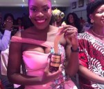 "Gist: Nollywood Actress ""Khadijah Adeola Ayoade"" Emerged The ""Best Movie Actress Of The Year"""