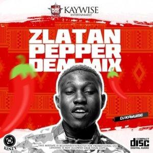 DJ MIX: DJ Kaywise – Pepper Dem Mix