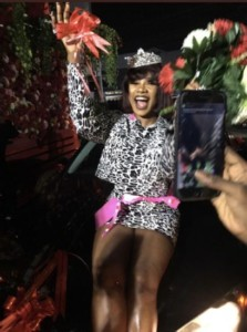 Fans Gift Tacha A Mercedes Benz On Her 24th Birthday