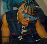 """Zlatan Ibile Promotes His New Song """"Unripe Pawpaw"""" Using Wizkid's Height"""